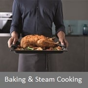 Baking & Steam Cooking