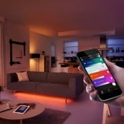 Wirelessly Controlled Lighting