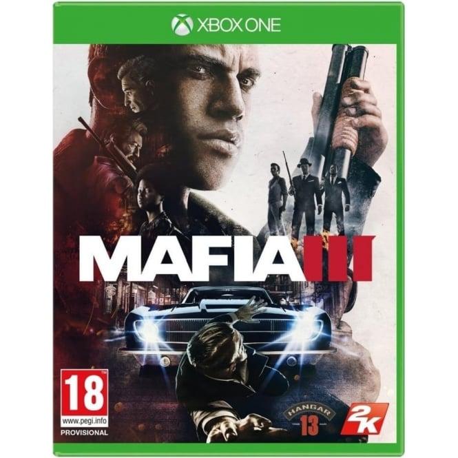 2K Mafia III Xbox One