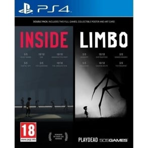 Inside-Limbo Double Pack PS4