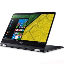"""Spin 7 SP714-51 14"""" Convertible Notebook Core i7, 8GB RAM, 256GB SSD, Win10 Home"""