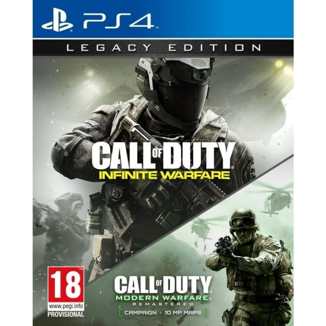 Activision Call of Duty: Infinite Warfare Legacy Edition PS4