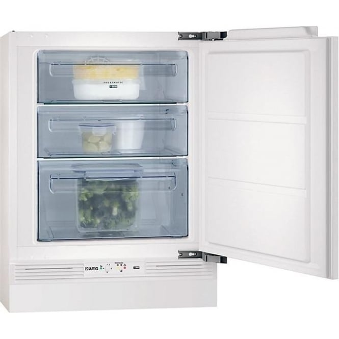 AEG AGN58210F0 Integrated Freezer, A+ Energy Rating, 60cm Wide
