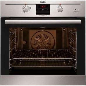 BP300306KM MaxiKlasse Pyroluxe Electric Single Oven with with SteamBake, Stainless Steel