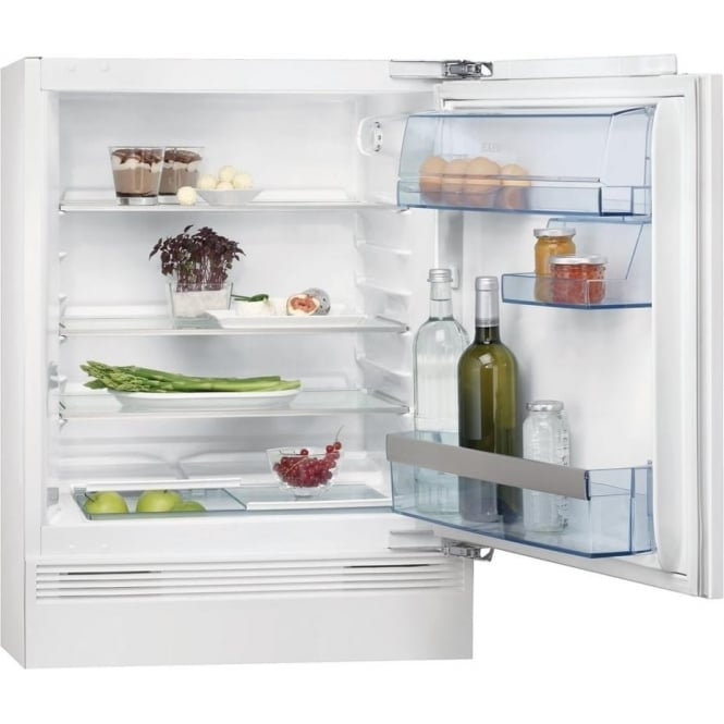 AEG SKS58200F0 Integrated Under Counter Fridge A, White
