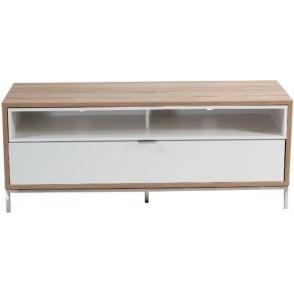 ADCH1135WHT Chaplin TV Cabinet, White