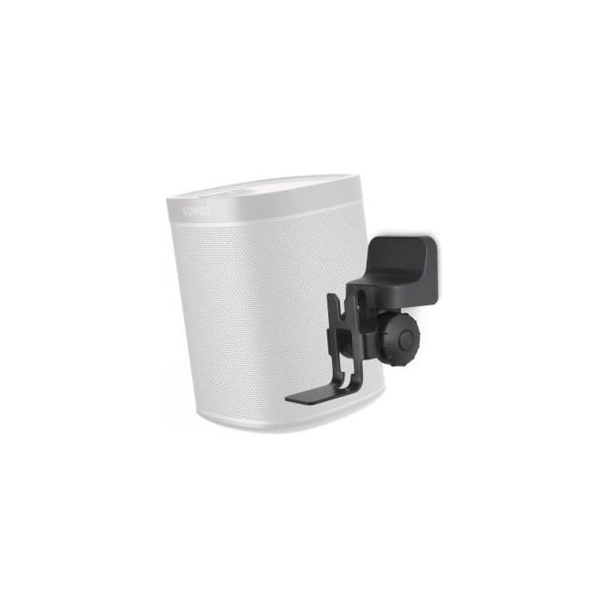 Alphason AS1001B Sonos Play 1 Wall Bracket, Black