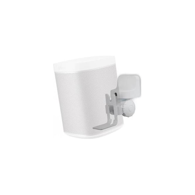 Alphason AS1001W Sonos Play 1 Wall Bracket, White
