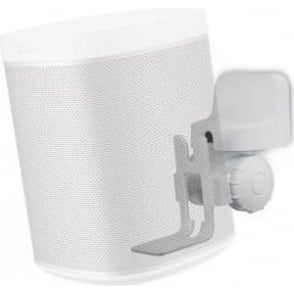 AS1001W Sonos Play 1 Wall Bracket, White