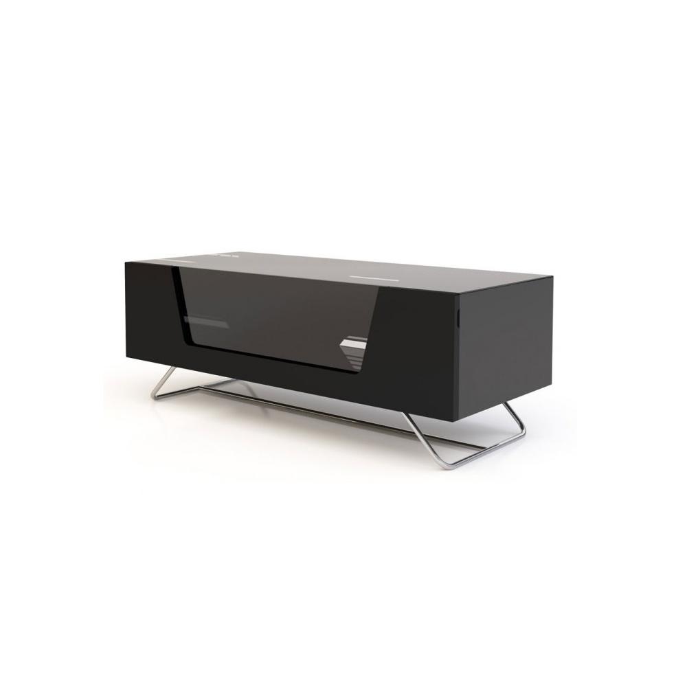 Alphason CRO1000CB BLK Chromium Stand TV Stand TV Stands