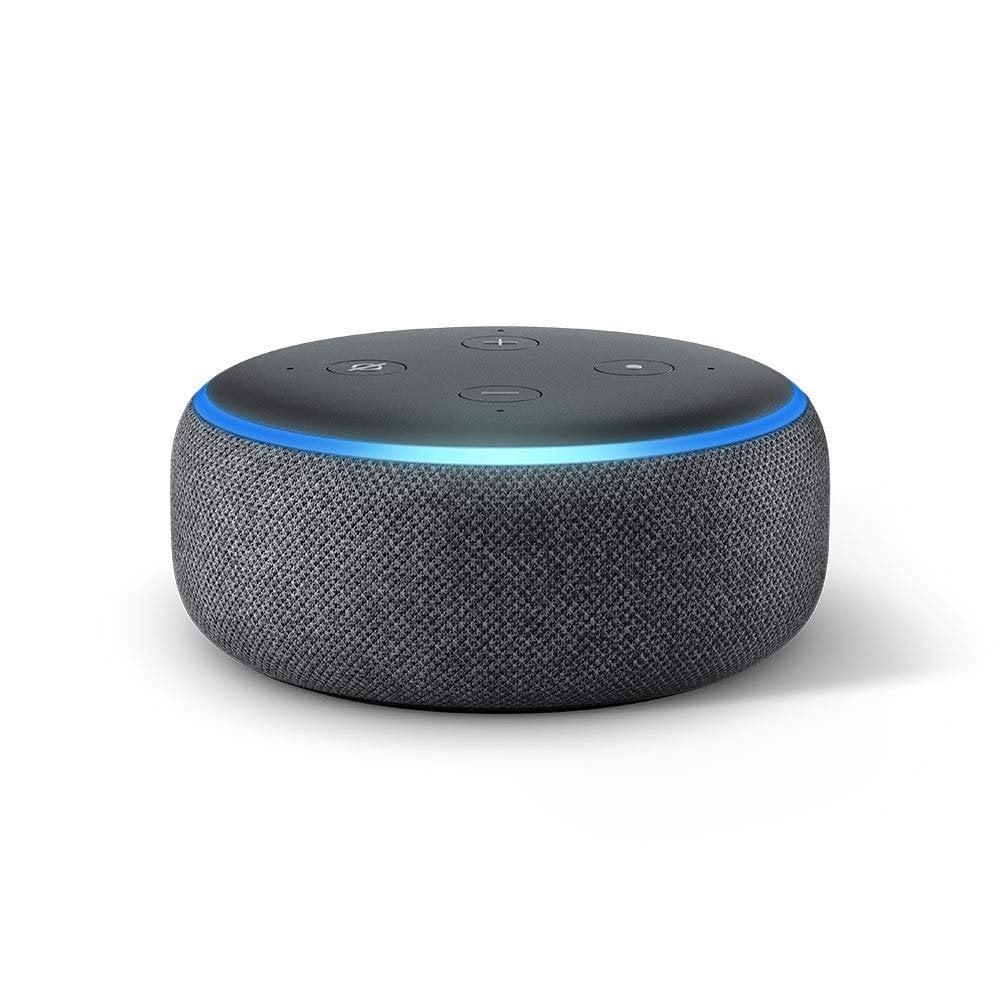 Amazon All-new Echo Dot (3rd Gen) - Smart speaker with Alexa