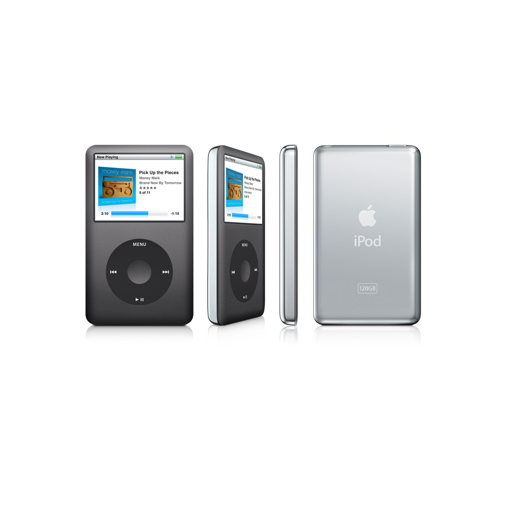apple apple ipod classic 160gb apple from uk. Black Bedroom Furniture Sets. Home Design Ideas