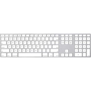 Magic Keyboard with Numeric Keypad, Silver/White