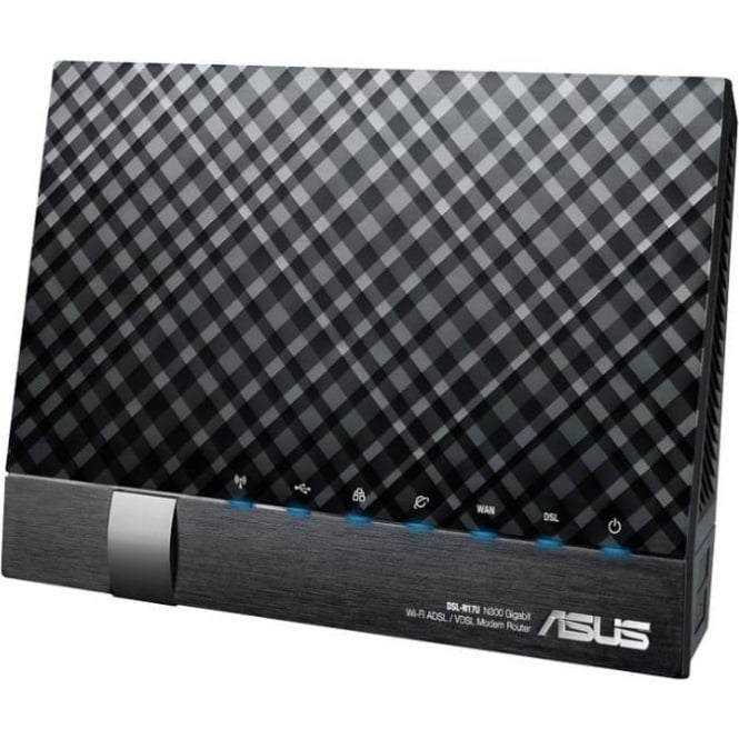 Asus DSL-N171U Wireless-N300 Gigabit ADSL/VDSL Modem Router