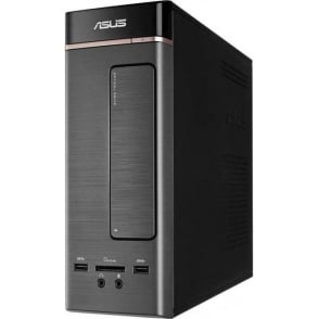K20CE-UK016T 4GB RAM, 1TB HDD, Win 10, DVD Tower Desktop PC Computer, Silver