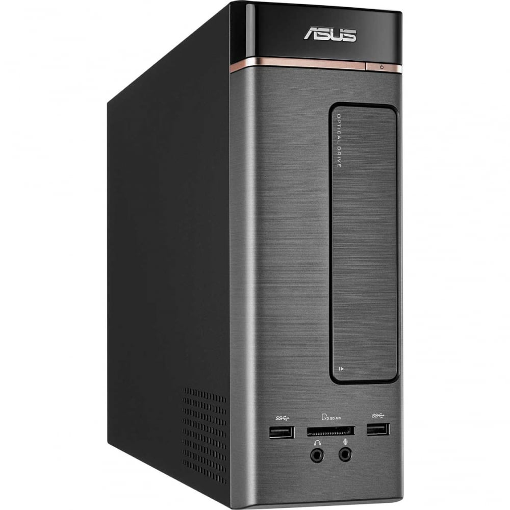 asus k20ce uk016t 4gb ram 1tb hdd win 10 dvd tower. Black Bedroom Furniture Sets. Home Design Ideas