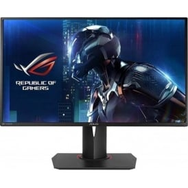 ROG SWIFT PG278QR, 27'' WQHD (2560 x 1440) Gaming Monitor, 1ms, up to 165Hz, DP, HDMI, USB3.0 , G-SYNC