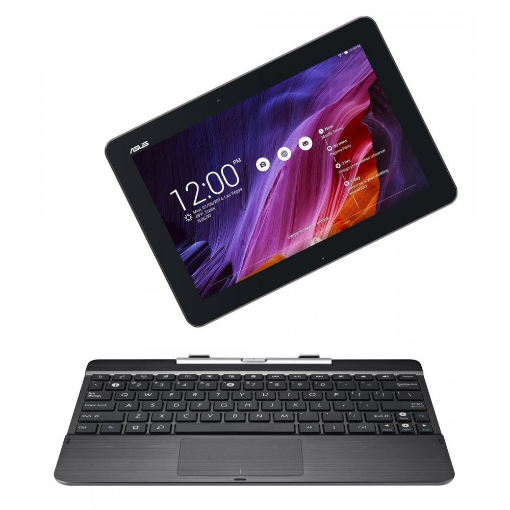 asus tf103c quad core 1gb 16gb 10 1 inch android 4 4 with detachable keyboard asus from