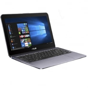 "TP203NA-BP038T VivoBook Flip 11.6"" Touchscreen Intel N3350, 2GB RAM, 32GB eMMC, Win 10 Notebook, Star Grey"