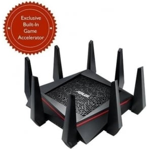 Wireless-AC5300 Tri-Band Gigabit Router
