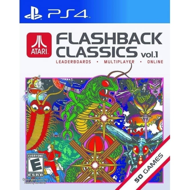 Atari Flashback Classics: Volume 1 PS4