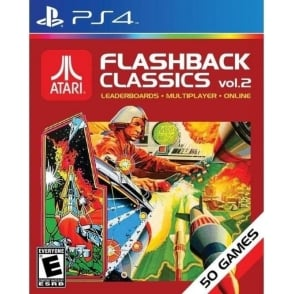 Atari Flashback Classics: Volume 2 PS4