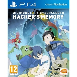 Digimon Story: Cyber Sleuth - Hacker's Memory PS4