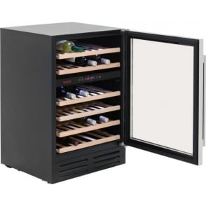 BWC605SS Wine Cooler, Black