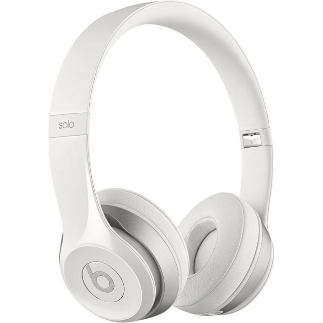 Beats Solo 2, White
