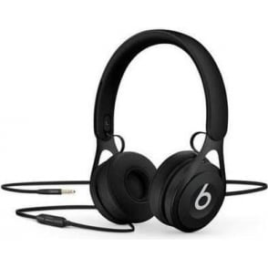 EP On-Ear Headphones, Black
