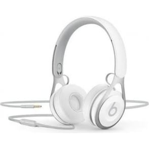 Beats EP On-Ear Headphones, White