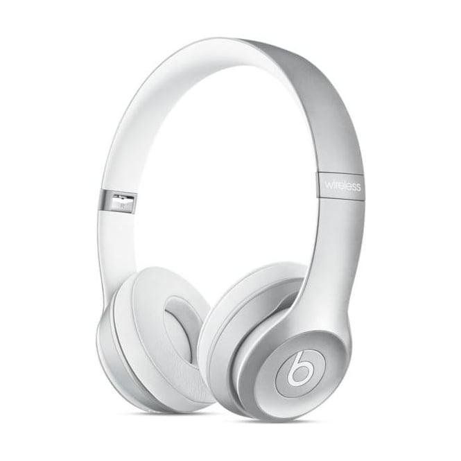 Beats MKLE2ZM/A Solo2 Wireless, Silver