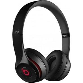 Solo 2 Over Ear Headphones, Black