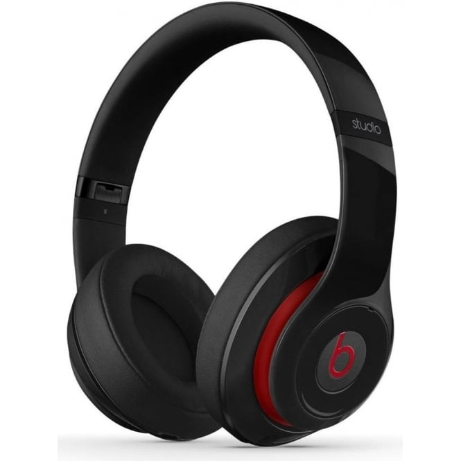 Beats Studio Over Ear Headphones - Black