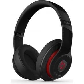 Studio Over Ear Headphones - Black