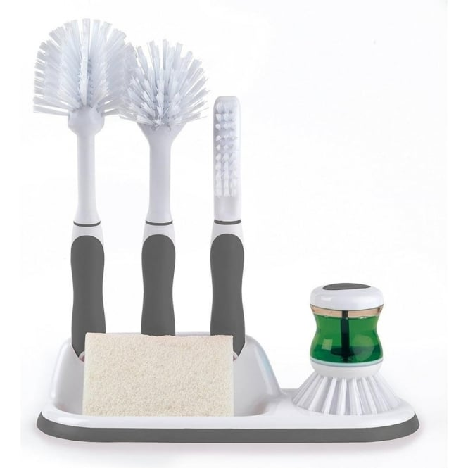 BELDRAY 4 Piece Cleaning Brush Set