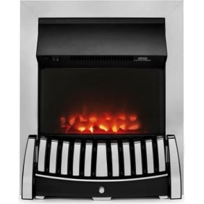 EH1843STK Almeria Chrome Effect Inset Electric Fire