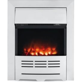 EH1910STK Seville Premium Inset/Free Standing Electric Fire, 2000W, Chrome