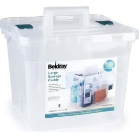Large Caddy & Lid
