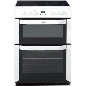 Belling 60cm Cooker, White