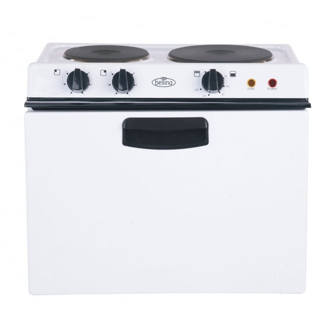 Table Top Ovens Electric ~ Belling tabletop electric oven with grill and sealed plate