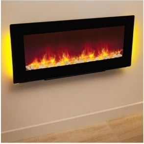 Amari Wall Mounted or Free Standing Electric Fire