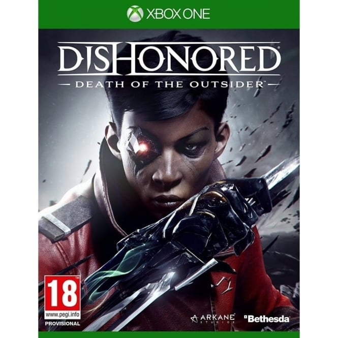 Bethesda Dishonored Death of the Outsider Xbox One