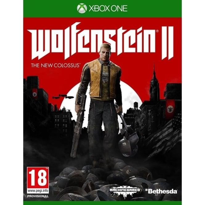 Bethesda Wolfenstein II: The New Colossus Xbox One