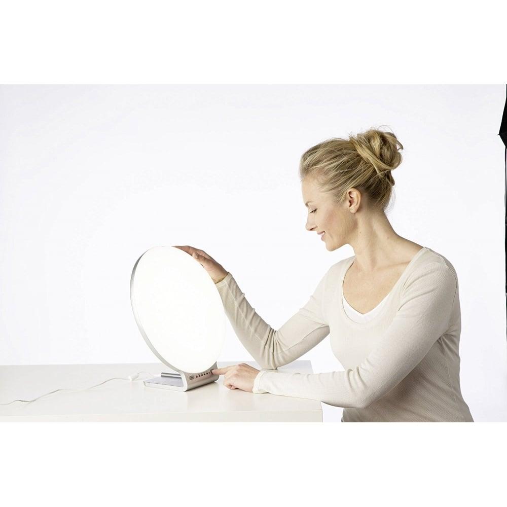 beurer tl50 sad daylight lamp beurer from uk. Black Bedroom Furniture Sets. Home Design Ideas