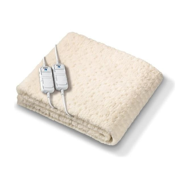 Beurer UE7962 Komfort Fitted Double Dual Control Heated Mattress Cover