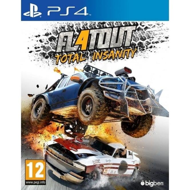 BigBenInteractive FlatOut 4 Total Insanity PS4