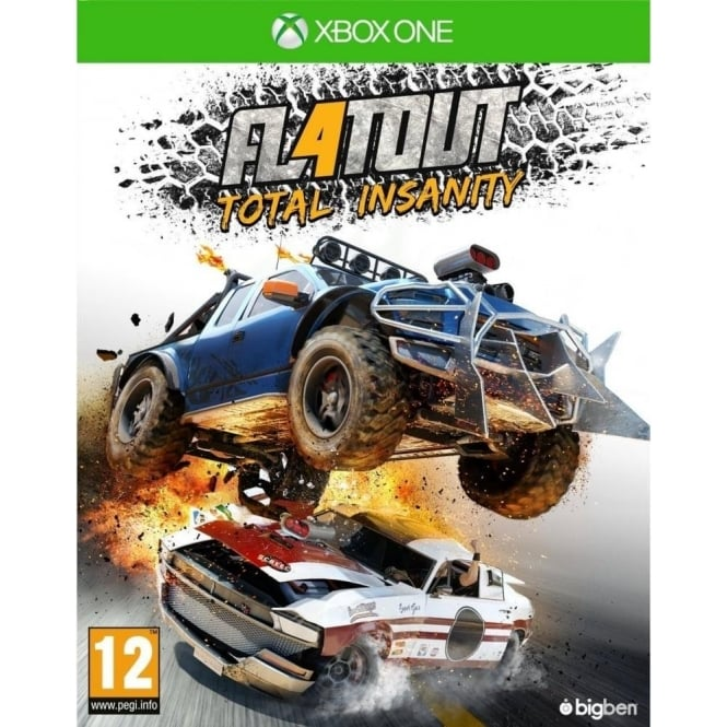 BigBenInteractive FlatOut 4 Total Insanity Xbox One