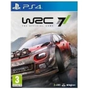 WRC 7 PS4