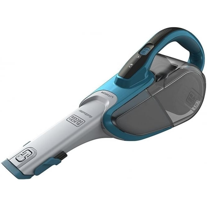 Black & Decker Li-Ion Dustbuster with Cyclonic Action, 21.6 Wh